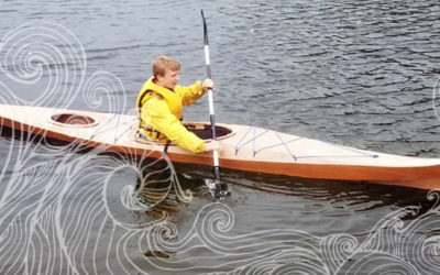 The First Kayak